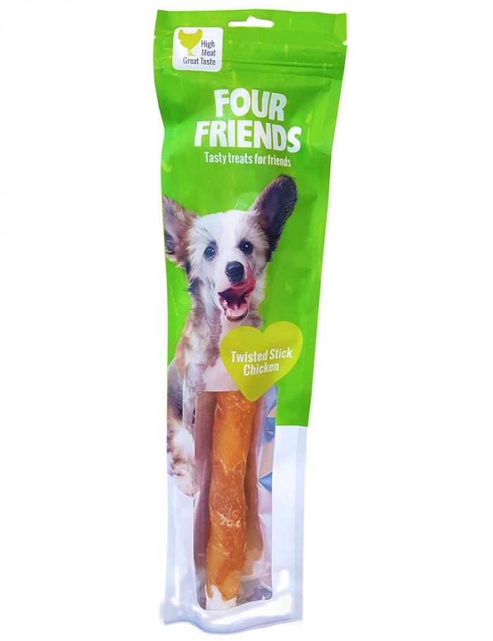 four friends tugg pinne kyckling 40cm
