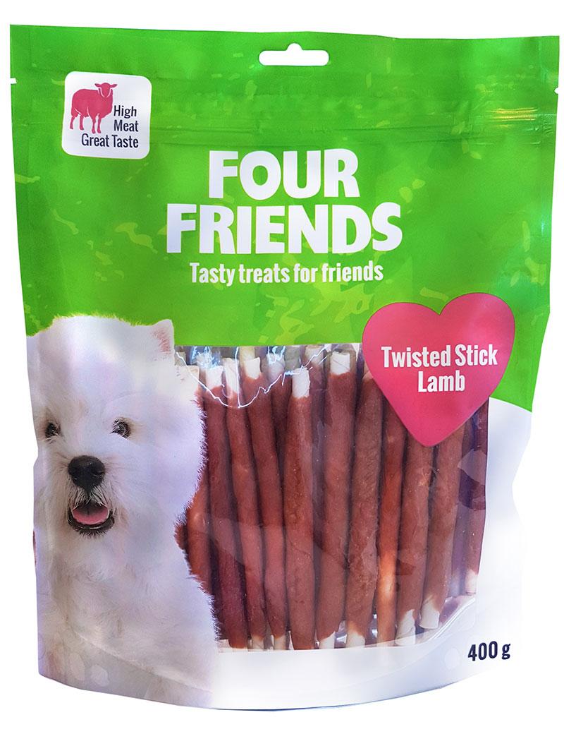 four friends tugg pinne lamm lamb 12,5 cm