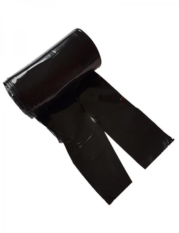 hundbajspåse knythandtag svart