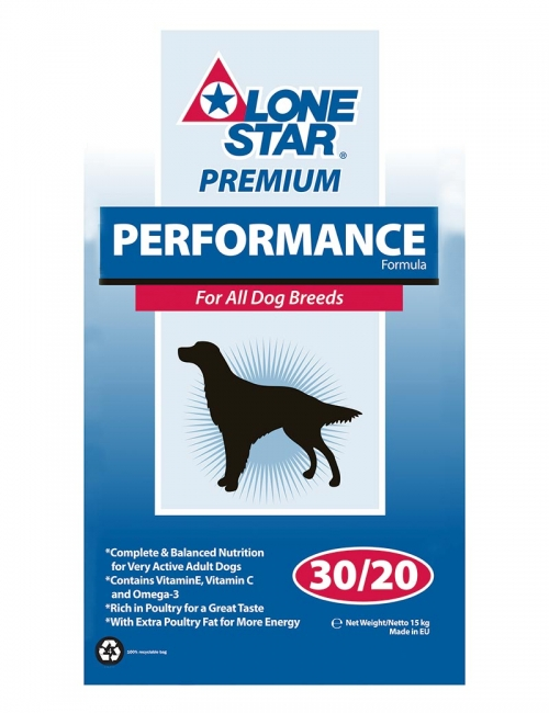 lone star hundmat performance 15kg