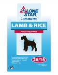 lone star lamb rice hundamt lamm ris