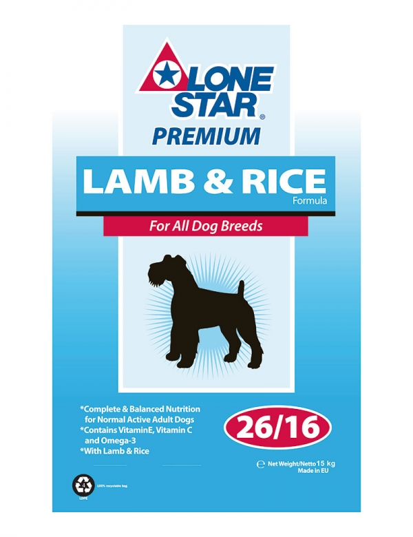 lone star lamb rice hundamt lamm ris