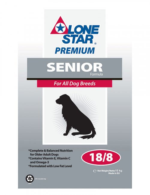 lone star senior hundmat