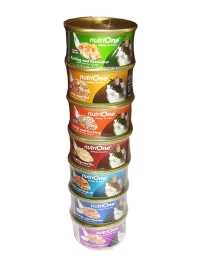 nutrione kattmat 7-pack