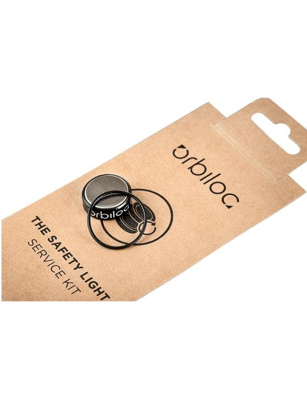 orbiloc service kit batteri o-ring