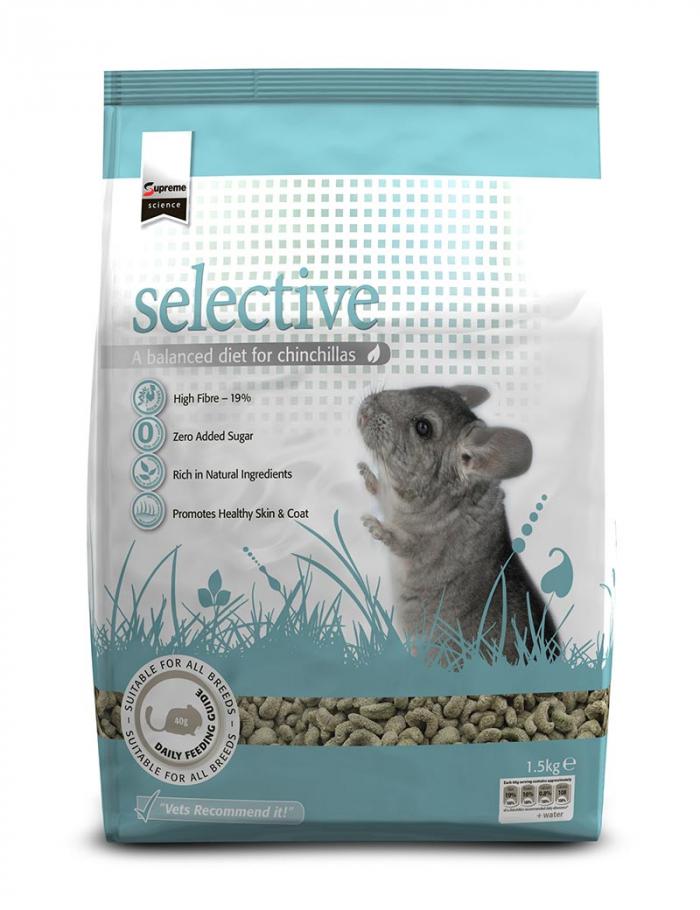 selective chinchilla mat 1,5kg
