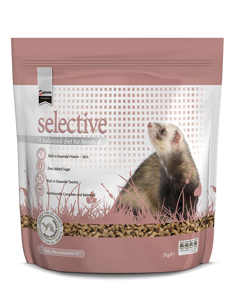 selective ferret iller mat 2kg