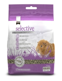 selective guinea pig marsvin 350g