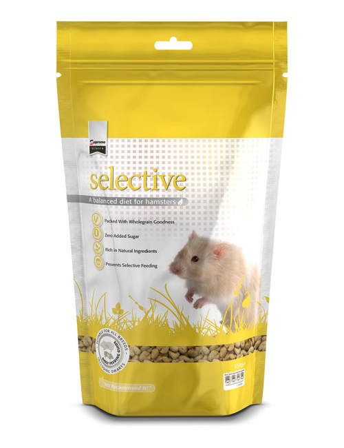 selective hamster mat 350g