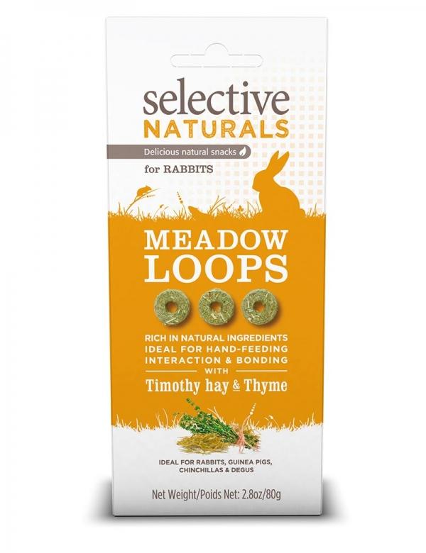 selective meadow loops smådjursgodis