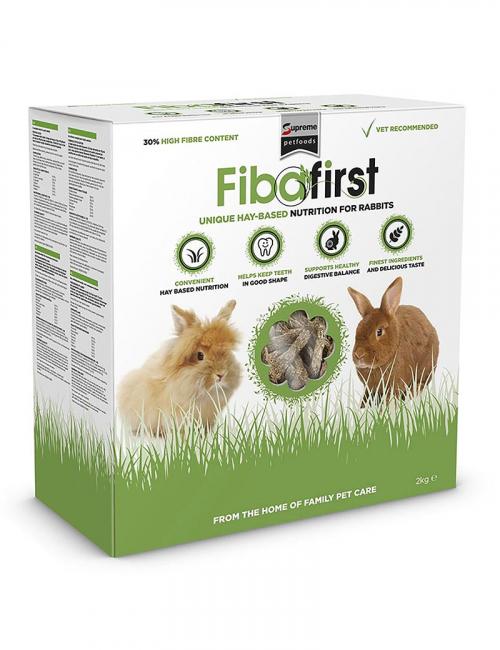 selective rabbit kanin fiba first mat 2kg
