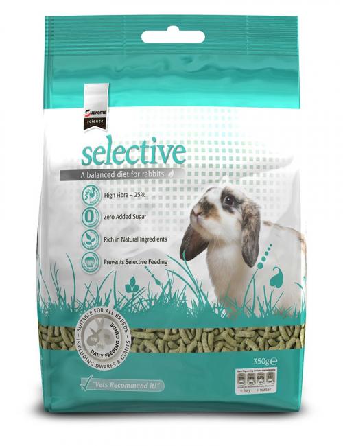 Selective rabbit kanin 350g