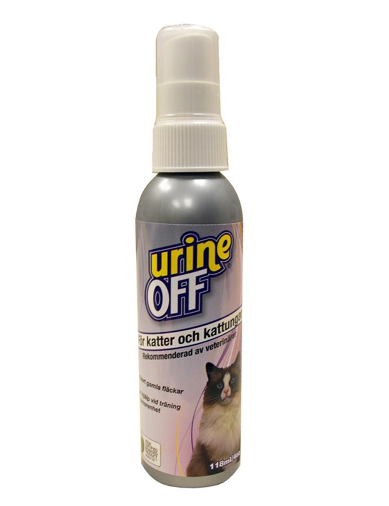 urine off cat spray 118 ml