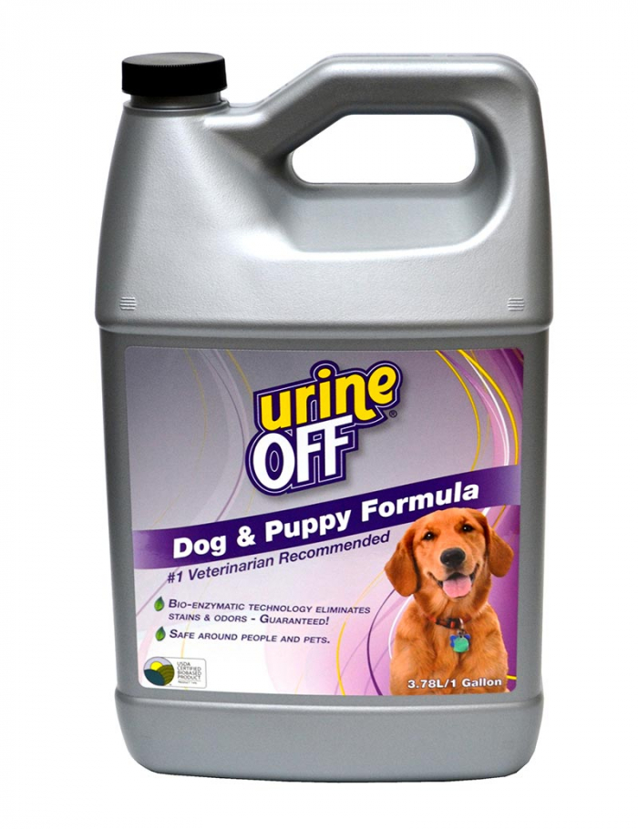urine off dog dunk refill 3,8 liter