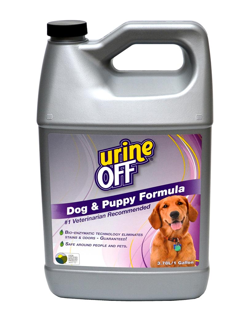 urine off dog dunk refill 3,8 liter