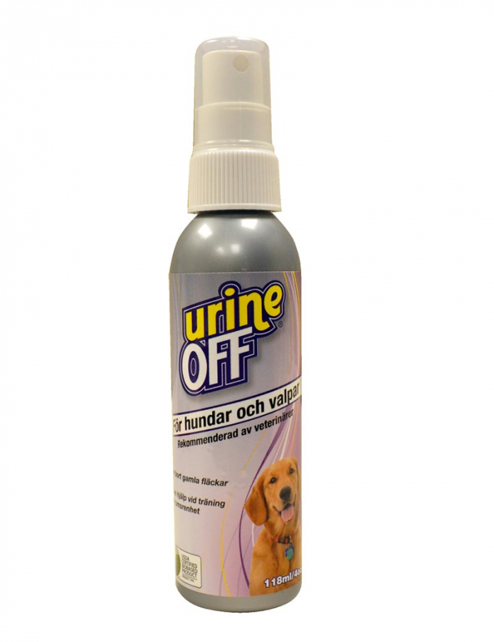 urine off hund spray 118ml