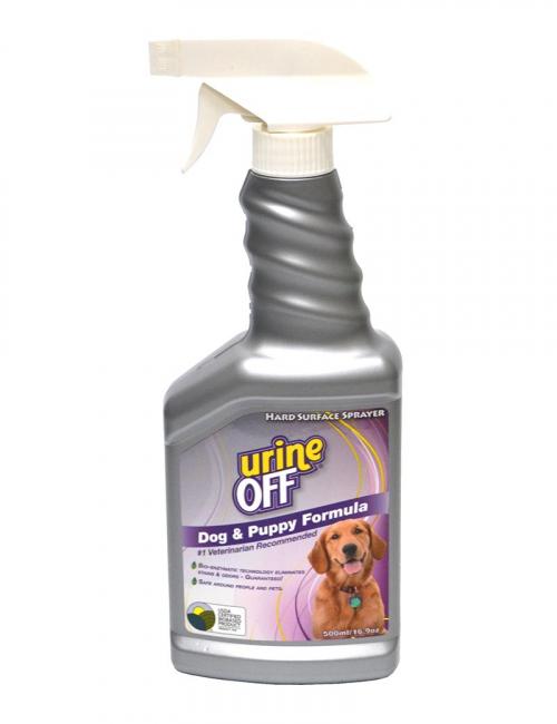 urine off hund spray