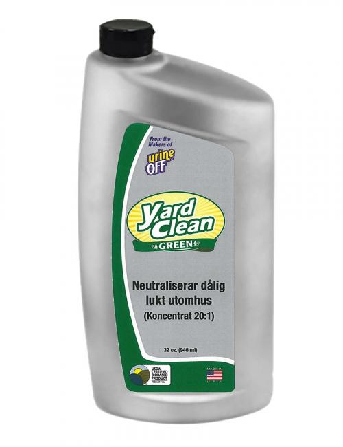 urine off yard clean trädgård