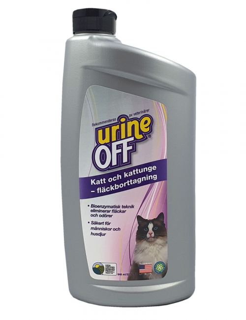 Urine Off Cat Bullet Carpet Injector 946ml