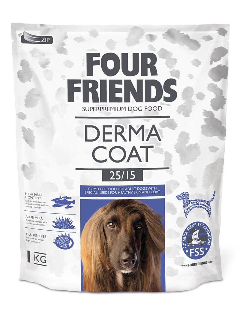 four friends derma coat 1 kg
