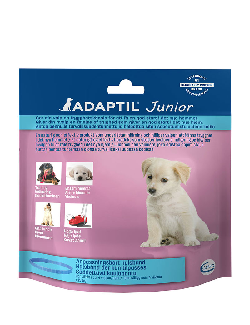 adaptil junior halsband ceva