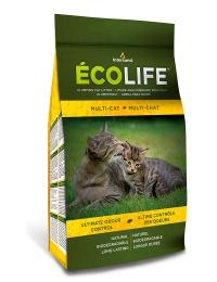 intersand naturligt kattströ ekologiskt klumpbildande