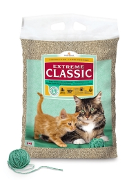 Extreme Classic ej klumpbildande kattsand longhair kittens