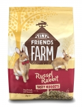supreme tiny friends russel rabbit tasty nuggets 2kg