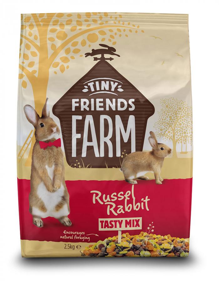 supreme tiny friends russel rabbit 2,5 kg