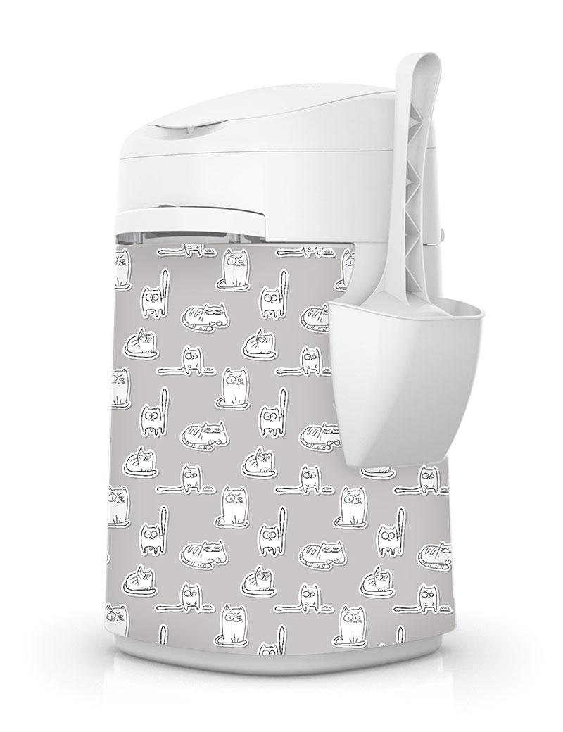 LitterLocker paper cats