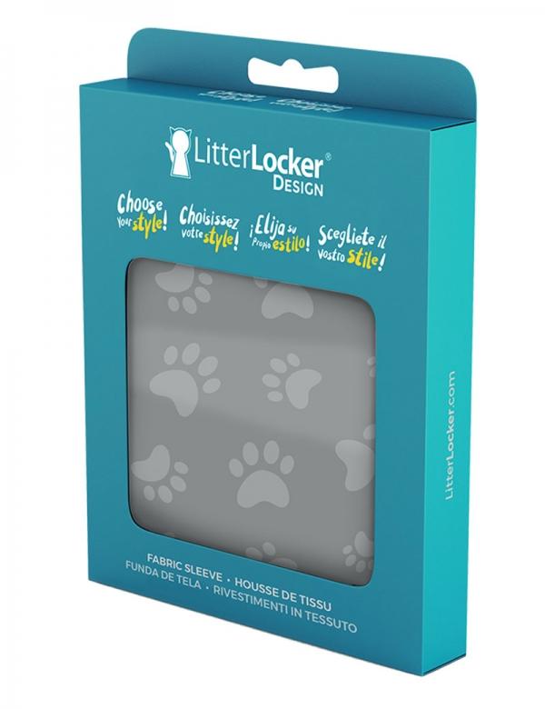 LitterLocker paws