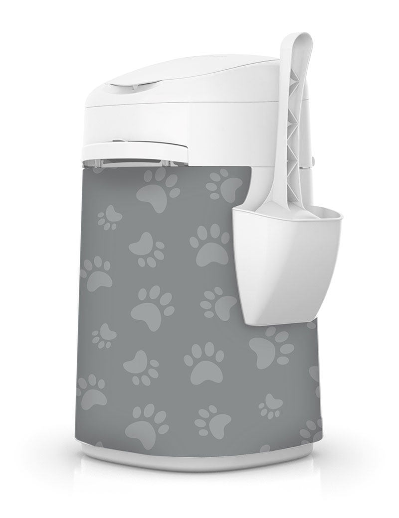 LitterLocker paws