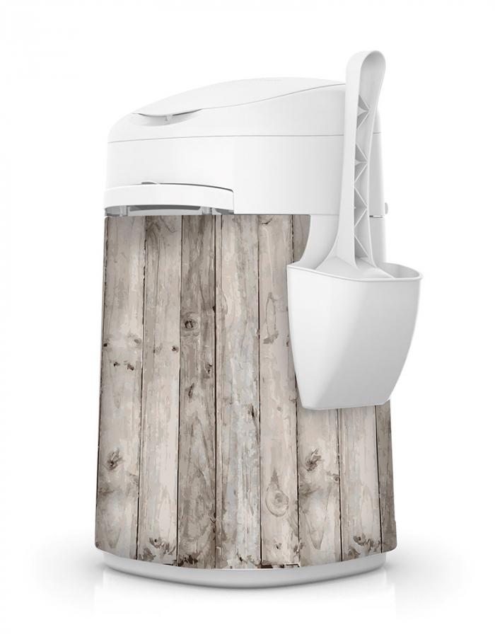 LitterLocker Wood