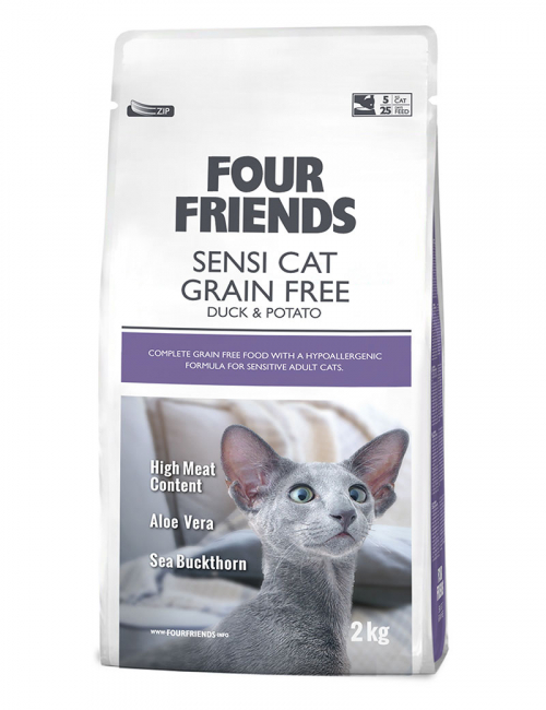 FourFriends Sensi Cat 2 kg