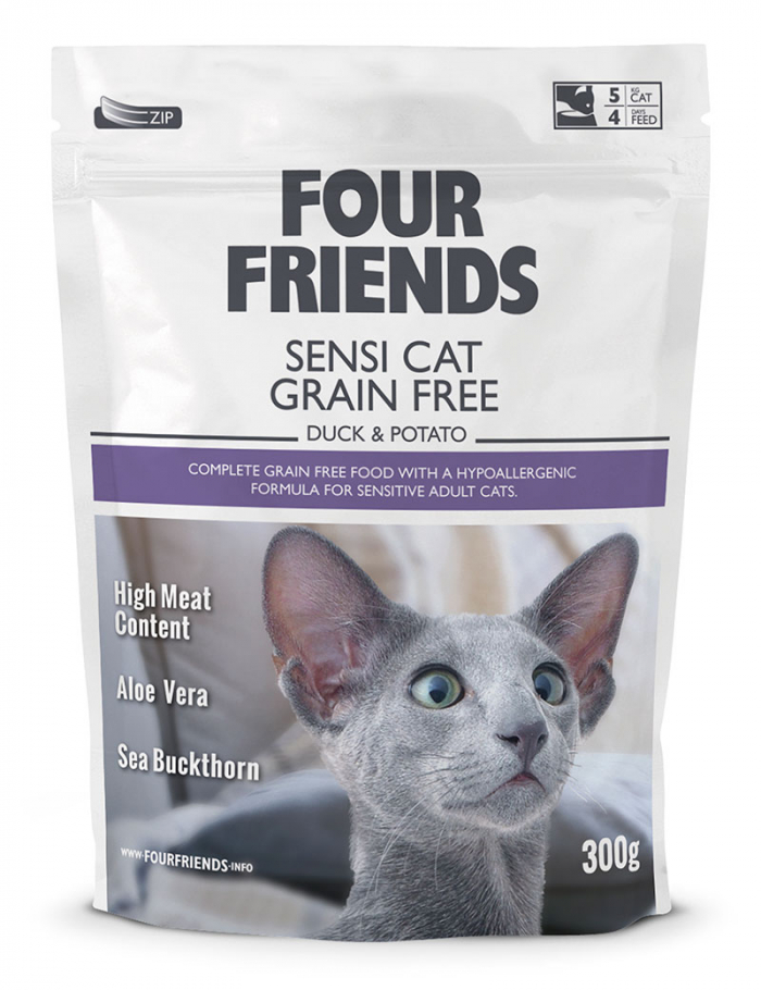FourFriends Sensi Cat 300g