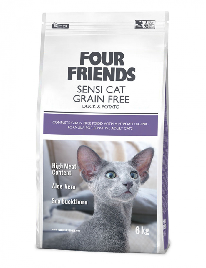 FourFriends Sensi Cat 6 kg