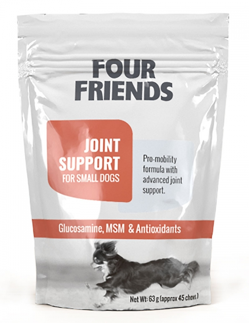 Four Friends Joint Support Small Dogs 63g