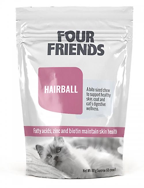 Four Friends Cat Hairball 90g