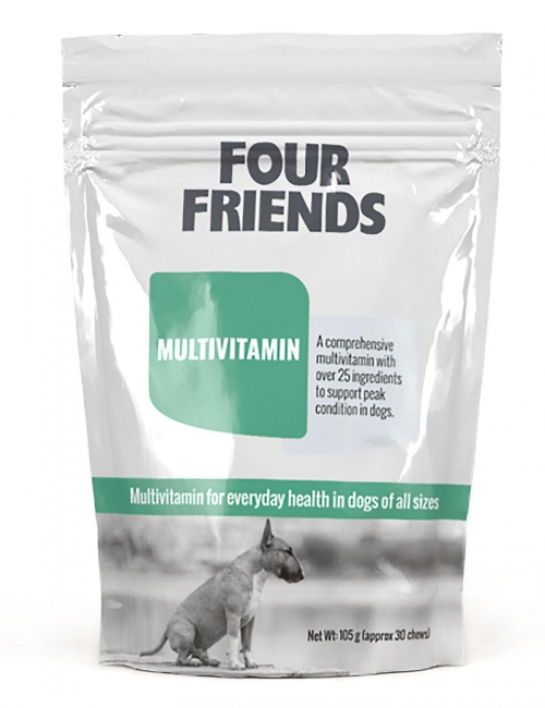 Four Friends Multivitamin 105g