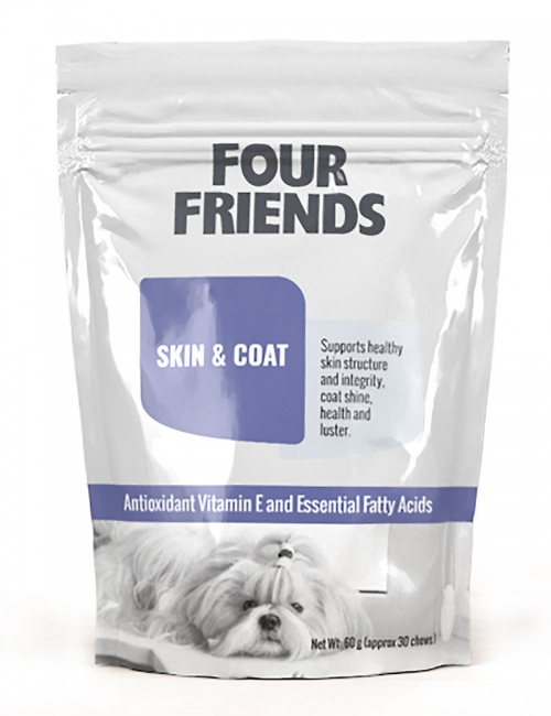 Four Friends Skin & Coat 60g