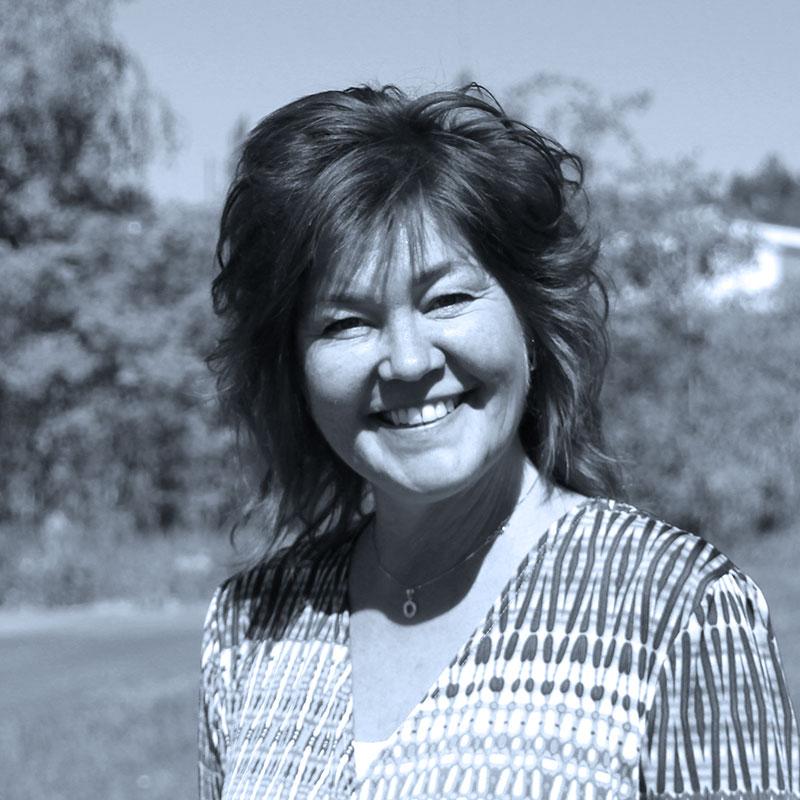 Personporträtt av Meri.
