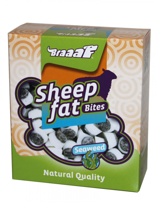 Braaaf Sheep Fat Seaweed treats