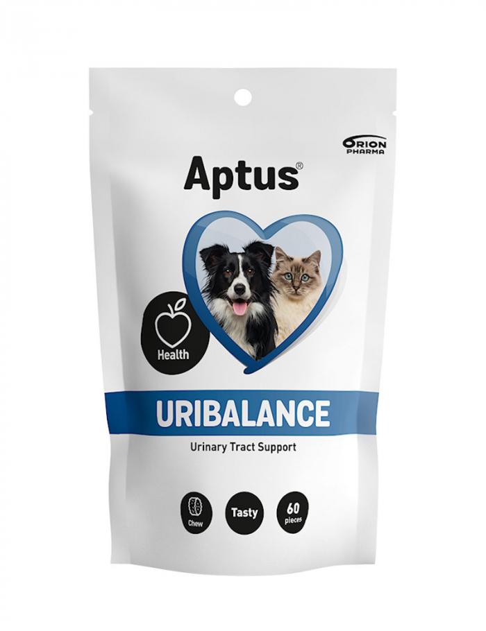 Aptus Uribalance för hund och katt.