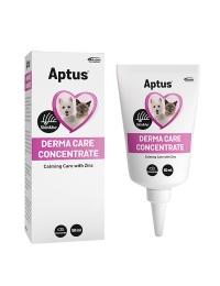 En tub Aptus Derma Care Concentrate för hund och katt.