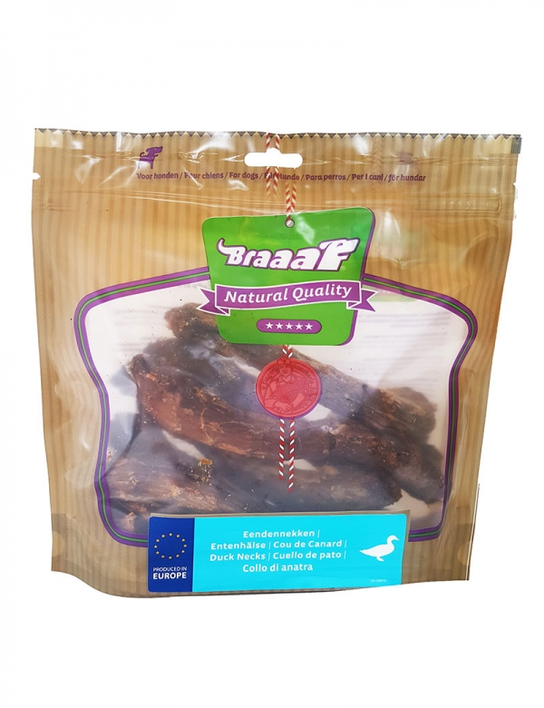 Braaaf Duck Necks 250 g