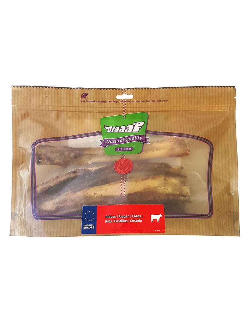 Braaaf Loose beef ribs naturtugg 5 st