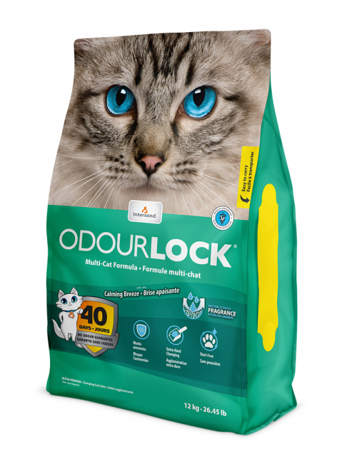 Intersand Odour Lock Calming Breeze 12 kg