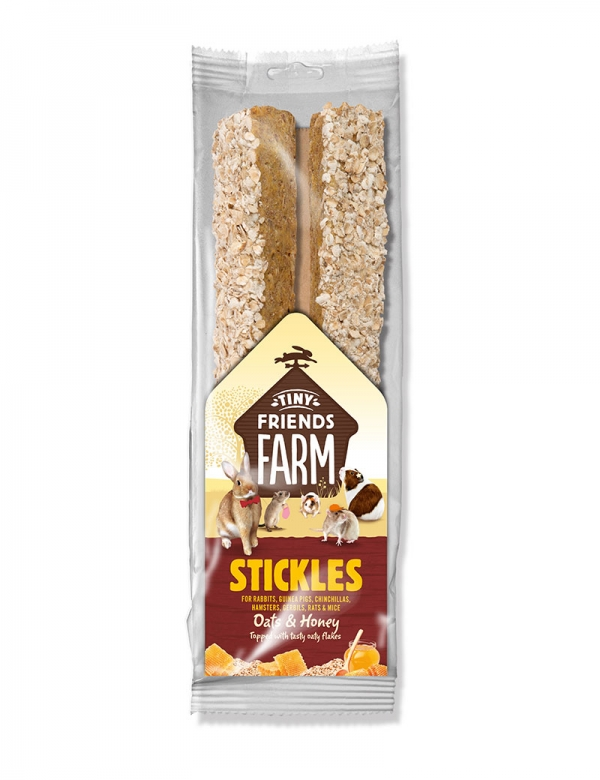 Supreme Stickles Oats & Honey