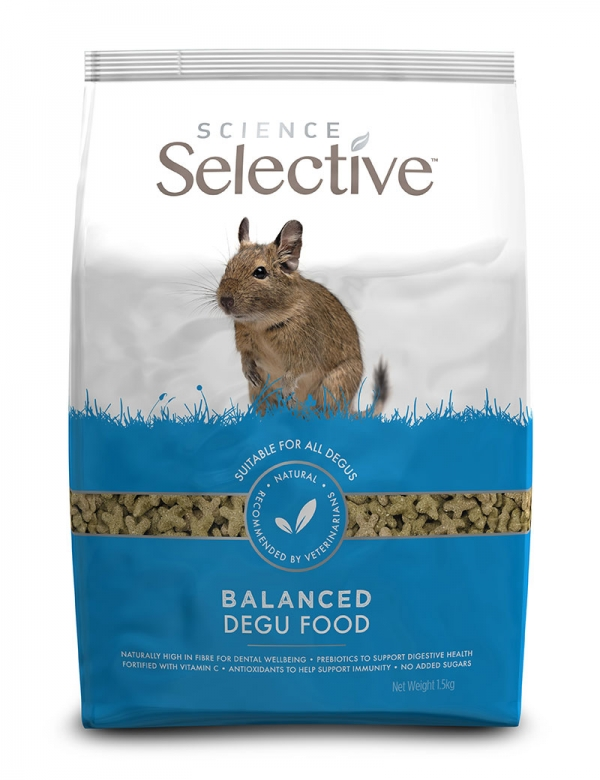Supreme Selective Degu 1,5 kg