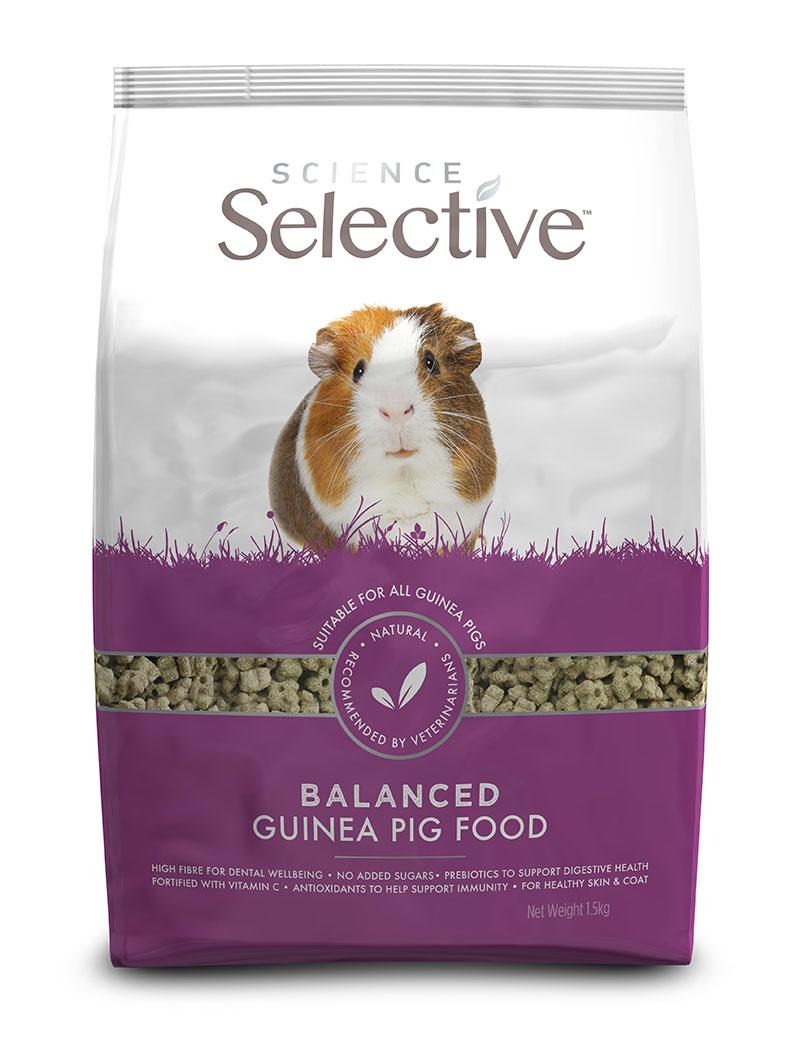 Supreme Selective Guinea Pig 1,5 kg